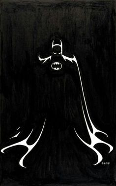 """I am Batman!"" - Mike Zeck"