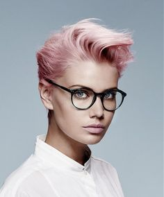 Can we just all dye our hair pink?
