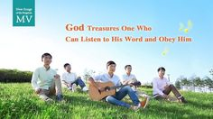 "Gospel Music | Kingdom Song of Praise ""God Treasures One Who Can Listen to His Word and Obey Him"""