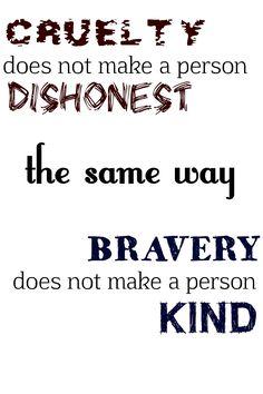 Divergent quote :)