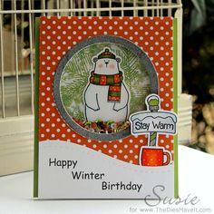The Dies Have It: Happy Winter Birthday
