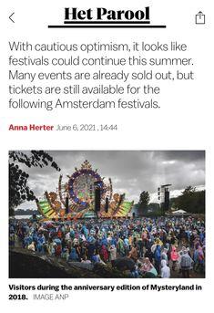 Optimism, Amsterdam, June, Anniversary, News, Summer, Summer Time