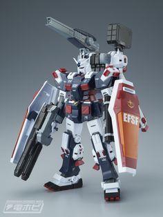HG 1/144 Full Armor Gundam [Gundam Thunderbolt Anime Ver.] (Release Date: Apr 2016, Price: 2,916 yen)