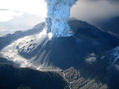 Surprise eruption in Chile sparks interest in National Volcano ...