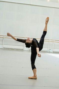Osipova with Royal Ballet