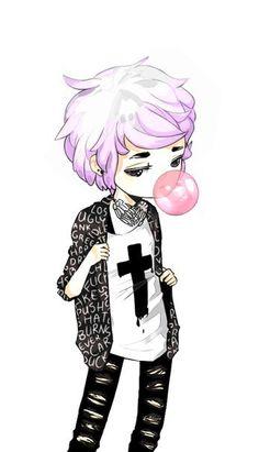 † Pastel Goth | Grunge | Street Fashion † | VK
