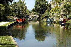 The Best Routes for UK Canal Holiday by www.cruisetravel-tips.com