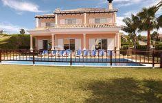 Casas de fim de semana: Refúgio no Algarve com piscina, jardim e golfe (fotos)