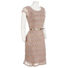 Cap Sleeve Peplum Dress 299365361   Dresses   Women   Burlington ...