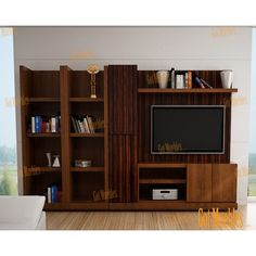 1000 images about muebles tv on pinterest libros for Mueble que esconde la tv