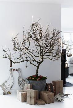 10 moderne juletræer | Mad & Bolig