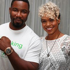 Micheal Jai White looks awesome in the Brigade Rose!