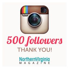 Thank you to all our fans and readers for making this happen. #NoVAMag #NoVA #LifestyleMagazine #ThankYou #500followers
