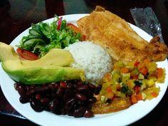 Costa Rican Food