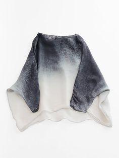Berenik Silk Pullover - Smokepaper