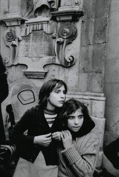 Leonard Freed, Sicily, 1975