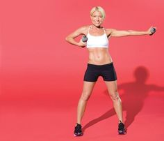 Get buff (not bulky) with this fun workout stars swear by.