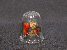 Handmade Glass Thimble
