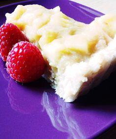 matczysko - lifestyle, parenting, kuchnia, uroda: Tarta bez cukru z rabarbarem