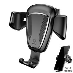 Baseus Car Phone Holder Stand Air Vent Mount Holder – quikeshop