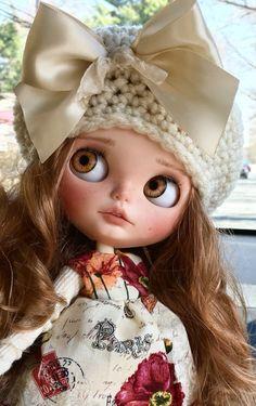 Julia! Custom Blythe Doll by LoveLaurie