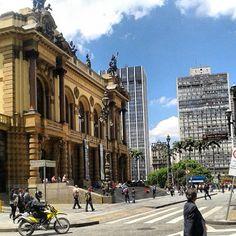 Old Downtown - Praça Ramos