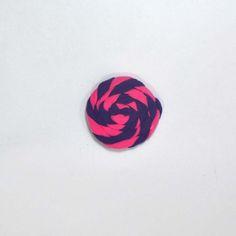 Pink & Purple Hair Clip, $8.