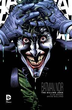Batman - The Killing Joke, Press Color Joker Batman, Comic Del Joker, Joker Y Harley Quinn, Joker Arkham, Harley Quinn Drawing, Joker Art, Arte Dc Comics, Joker Dc Comics, Fotos Do Joker