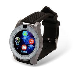 de32b29bc48c4 Smart watch kd01 cho android apple điện thoại hỗ trợ sim tf pedometer gprs  wearable