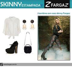 Confira algumas dicas de como aderia as skinny estampadas nessa temporada de inverno. http://www.fargaz.com.br/blog/index.php?id=52