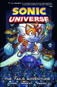 Sonic Universe 5: The Tails Adventure. Buy it now at the Archie Comics online store!