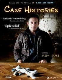 """""""Case Histories"""" (UK) TV Show on The BBC (2011 - Present) --- I found the titular book by Kate Atkinson nearly impossible to read; Her word choices were so beautiful and dreamy that they rendered my brain completely unable to process their meaning. This is one of the rare cases where I absolutely prefer the TV show over the book! Jason Isaacs is brilliant as ex-cop turned private eye Jackson Brodie. (Amanda Abbington as his cop love interest is underwhelming though.)"""