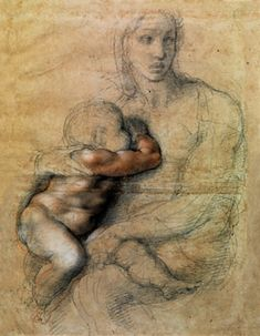 Michelangelo: Sacred and Profane, Masterpiece Drawings from the Casa Buonarroti - Frist Center for the Visual Arts