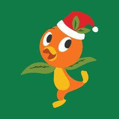 Check out this awesome 'Have an Orangebird Christmas' design on Disney Style, Disney Love, Disney Art, Walt Disney, Disney Christmas, Christmas Design, Disney Birds, Disney Enchanted, Orange Bird