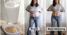 In today's article we will present this natural drink is amazing for cleaning your stomach and can help you lose up to 4 inches by half overnight.