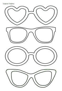 Sunglasses Templates                                                                                                                                                      More