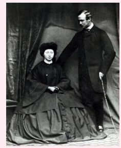 Poor Alice, her wedding was more like a funeral with Queen Victoria still in the blackest mourning. Description from europeanroyalhistory.wordpress.com. I searched for this on bing.com/images