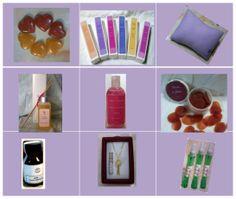 """Productos """" CL Espacio Artesanal """".  Elegante presentaciones y variedad de fragancias. ¡¡ Únicos para regalar o regalarte!! ¿Cual eliges?"""