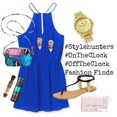 Check out my @People StyleWatch Moodboard! #Stylehunters #OnTheClock #OffTheClock Fashion Finds