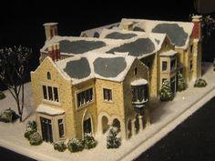 One of a kind miniature home replicas   Wallisch Designs  Custom Home Miniatures
