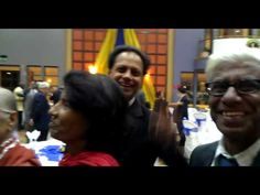 Lions Clubs of Nairobi (D411A) Hosted a Banquet in Honor of International Director Dr Jagdish Gulati and Past International President Jimmy Ross. Visiting on this Mission were also the Lions from Texas conducting Eye-glass Camps and Training in various parts of Kenya