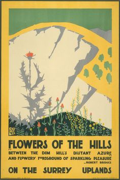 Poster by Edward McKnight Kauffer