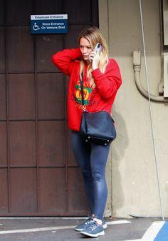 Hilary Duff Style, Latest Outfits, Fashion Colours, Celebs, Celebrities, The Duff, Celebrity Photos, Fashion Photo, Winter Jackets