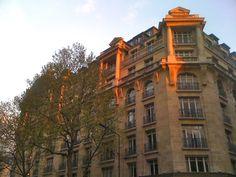Boulevard Haussmann. ©Aurélie Fauré