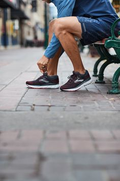Stay comfortable and stable, mile after mile. The Transcend 6 combines DNA Loft cushioning and our GuideRails Holistic Support for max comfort. Road Running, Liner Socks, Run Happy, Running Shoes For Men, Dna, Loft, Lofts, Men Running Shoes, Bridge