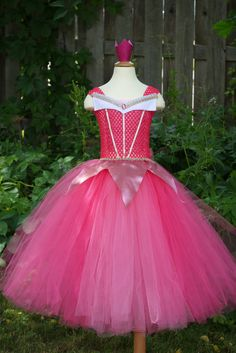 Check out this item in my Etsy shop https://www.etsy.com/listing/450079888/sleeping-beauty-tutu-dress-sleeping