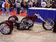 Boot Hill Choppers Trike. http://boothillchoppers.com/boothill_easyridershow0502.html