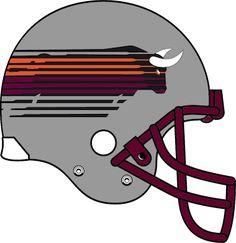 Jacksonville Bulls helmet