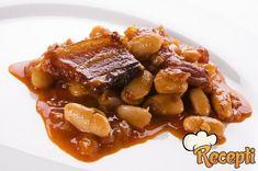 Pasulj sa slaninom - Salash Fatty Speck (Lardon, Slanina) www.salash.co.nz or www.facebook.com/SalashDelicatessen