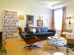 Brian & Brad's Artfully Modern Apartment